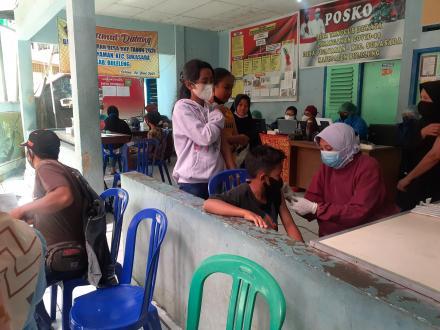 vaksinasi tahap 2